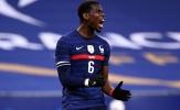 Thống kê cực đỉnh của Pogba ngày tuyển Pháp thắng lớn