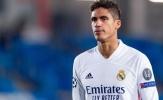 Florentino Perez làm rõ tương lai Varane trước tin đồn gia nhập Man Utd