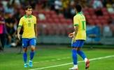 SỐC! Vừa đá 12 phút, Neymar đã phải thẫn thờ rời sân