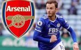 Arsenal ve vãn Maddison, Rodgers đăng đàn tuyên bố 2 điều