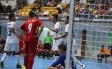 TRỰC TIẾP: Futsal Việt Nam 1-4 Futsal Thái Lan: Lực bất tòng tâm (KT)