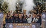 Hủy diệt Monaco, PSG vô địch cúp Liên đoàn Pháp