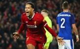 Virgil van Dijk và những ngôi sao hàng thủ được vinh danh