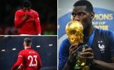 4 người thắng và 2 kẻ thua cuộc của Man Utd sau khi EURO tạm hoãn