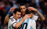 Di Maria đòi loại Messi, Aguero khỏi ĐTQG Argentina