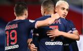 Mbappe tỏa sáng, PSG nhấn chìm Dijon và leo lên ngôi đầu Ligue 1
