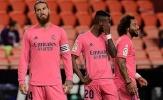 Real Madrid thua đau, NHM điên tiết công kích 'kẻ tội đồ'