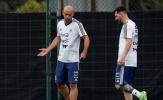 Messi: 'Hai cầu thủ tôi yêu thích nhất đã rời bóng đá...'