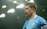 10 con số 'kinh hoàng' trận Chelsea 1-3 Man City: Ngả mũ trước De Bruyne