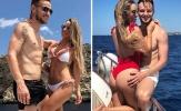Ngắm body hoàn hảo của WAGs hot nhất bóng đá Croatia