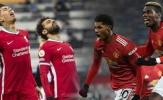BXH Premier League 'NO VAR': Liverpool hơn 6 điểm, M.U thứ mấy?