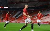 10 con số đặc biệt trận Man Utd 1-0 Watford: 'Kẻ chia lửa' với Bruno