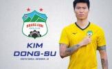 CHÍNH THỨC: HAGL chiêu mộ đồng môn Son Heung-min, hoàn thiện hàng phòng ngự
