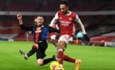 Bị bẻ gãy mọi ý đồ, Arsenal quẩn quanh sa lầy tại Emirates