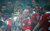 10 con số đỉnh nhất sự nghiệp của Rooney: Thống trị M.U và nước Anh