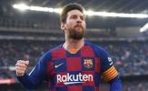 Tương lai của Messi tại Barcelona coi như đã ngã ngũ