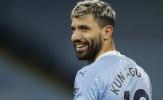 Man City dè dặt, chưa muốn gia hạn với Sergio Aguero