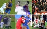 Khi các ngôi sao hàng đầu 'thượng cẳng chân hạ cẳng tay': Pha karate huyền thoại của Cantona