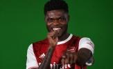 Arsenal thanh lý hàng loạt, Thomas Partey sẽ được mang số áo yêu thích?