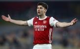Arsenal hành động thần tốc, xác định phương án chia lửa cho Tierney