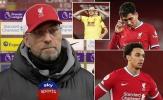Góc Liverpool: Tam tấu sa sút, đôi cánh bị gãy