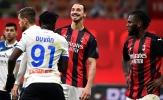 Bị đối thủ mỉa mai vụ penalty, Zlatan tươi cười đáp trả
