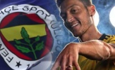 Không phải số 10, Ozil chọn số áo siêu lạ tại Fenerbahce?