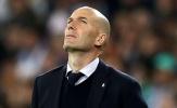 Mắc 3 sai lầm lớn, Zidane khiến Real lâm nguy đáng trách?