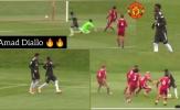 Amad Diallo quẩy nát hàng thủ Liverpool, Man Utd thắng hủy diệt 6 bàn