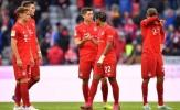 Cả đội Bayern Munich qua đêm ở sân bay vì lý do 'dở khóc dở cười'