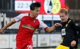 Thua Freiburg, Dortmund còn nhận tin dữ trong vụ Sancho