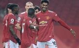 10 con số ấn tượng sau trận Man Utd 1-0 West Ham: 'Cỗ máy' Fred