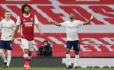 10 con số ấn tượng trận Arsenal 0-1 Man City: 'Ác mộng' của Pháo thủ