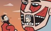 Cười té khói với loạt ảnh chế Man City chiến thắng Arsenal