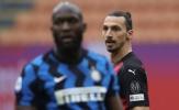 Lukaku gào thét 1 từ sau khi ghi bàn, Ibrahimovic lập tức làm 1 điều
