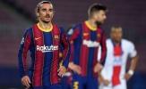 Sai lầm 'chí mạng', Griezmann đang trả giá vì gia nhập Barcelona?