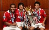 Từ Fred đến Anderson: 7 cầu thủ người Brazil đã và đang khoác áo Man Utd