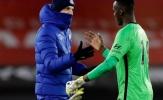 Thủ thành Edouard Mendy nhận định về sức mạnh của Man Utd