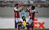 10 con số đặc biệt trận Arsenal 3-2 Benfica: 'Thánh gánh team' Saka