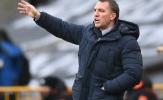 Leicester bị loại cay đắng, Brendan Rodgers nhận hết sai lầm