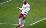 Arsenal thắng trận, Lacazette cho thấy mình quan trọng hơn Aubameyang