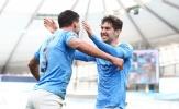 Giúp Man City 'vượt khó', trung vệ trẻ được đặt lên bàn cân so sánh với Van Dijk