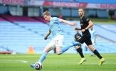 Kiến tạo 'như thần', De Bruyne vẫn chỉ xếp thứ 10 lịch sử Premier League
