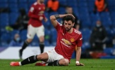 Hòa Chelsea thất vọng, Bruno bộc lộ rõ điểm yếu của Man Utd