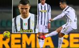Khả năng sút phạt của Ronaldo ngày càng tệ hại