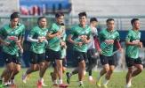 14 CLB V-League hăng say tập luyện, chờ ngày giải đấu trở lại
