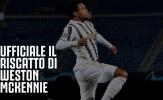 CHÍNH THỨC: Juventus công bố bản hợp đồng 25 triệu euro