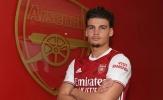 5 tài năng trẻ Arsenal khuấy đảo giới chuyên môn