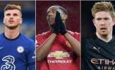 10 ngôi sao phung phí cơ hội nhất Premier League: Bất ngờ De Bruyne, 'Thánh lốp' tái xuất