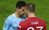 Man City đấu Man United: Sự khác biệt giữa 2 'quái kiệt' hàng thủ